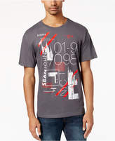 Sean John Men's Redux Graphic-Print T-Shirt, Created for Macy's