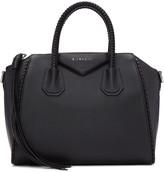 Givenchy Black Small Braided Antigona Bag