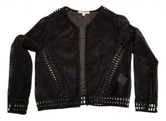 Jonathan Simkhai Black Polyester Jackets
