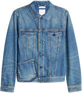 Valentino Denim Jacket with Rockstuds