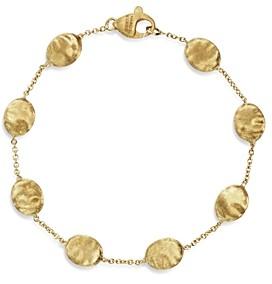 Marco Bicego 18K Yellow Gold Single Strand Bracelet