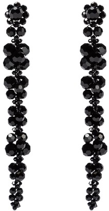 Simone Rocha Crystal-embellished earrings