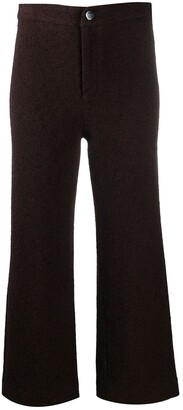 Roseanna Aston Gang distressed effect trousers