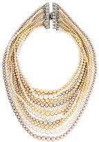Tom Binns Beaded Multistrand Necklace