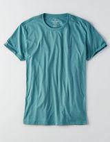 American Eagle AEO Short-Sleeve Crew T-Shirt