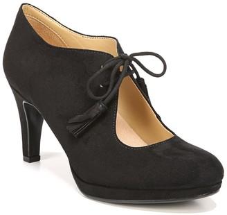 Naturalizer Round Toe Heels - ShopStyle