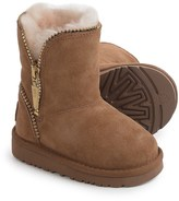 UGG Florence Boots - Suede (For Little Girls)