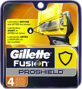 Gillette Fusion ProShield Men's 5 Blade Razor Cartridge Refills