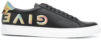 Givenchy Reverse logo low-top sneakers