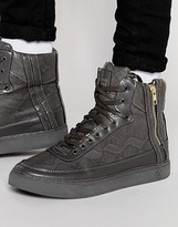 Criminal Damage Python Mid Sneakers