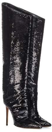 Alexandre Vauthier Alex sequinned boots