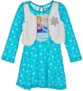 Disney Frozen Little Girls' Toddler Dress