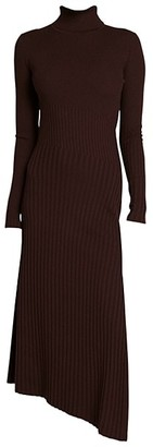 A.L.C. Emmy Turtleneck Midi Dress