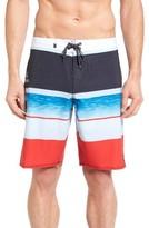 Quiksilver Men's Slab Logo Vee Board Shorts