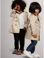 Burberry The Wiltshire - Heritage Trench Coat , Size: 9M, Beige