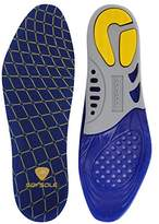 Sof Sole Gel Support Stability Low and Neutral Arch Shoe Insoles for Men and Women