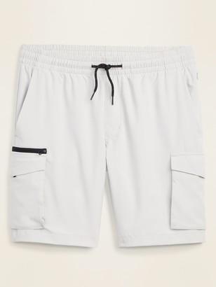 Old Navy StretchTech Cargo Shorts for Men -- 8-inch inseam