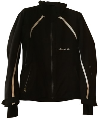 Ellesse Black Jacket for Women