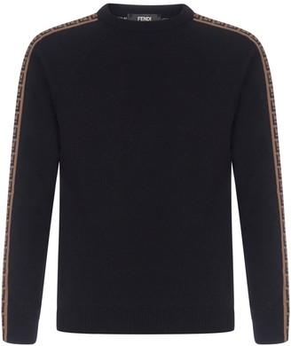 Fendi FF Stripe Sweater