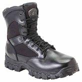 Rocky Men's Alphaforce Waterproof Zipper Composite Toe Duty Boot US
