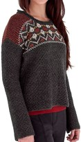 Royal Robbins Mystic Jacquard Sweater (For Women)