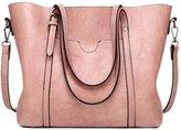 Tibes Large Travel Handbag Women Tote Purse Satchel