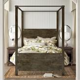 Birch Lane Wilda Canopy Bed Heritage Size: King