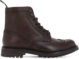 Church's Mcfarlane Leather Lace-up Boots