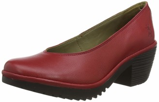 Fly London Women's WALO988FLY Closed Toe Heels