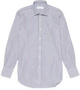 TOMORROWLAND Stripe cotton poplin shirt