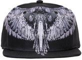 Marcelo Burlon County of Milan Wings Printed Tech Fabric Baseball Hat