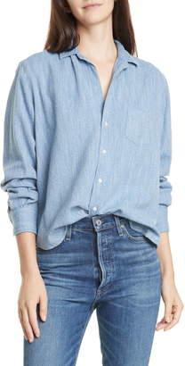 Frank And Eileen Eileen California Cotton Flannel Shirt