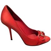 Gucci Cloth heels