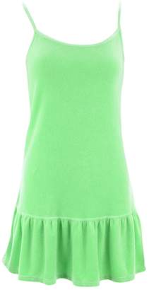 Juicy Couture Green Cotton Dress for Women