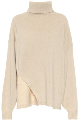 Tibi Cashmere turtleneck sweater