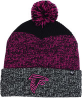 '47 Atlanta Falcons Static Cuff Pom Knit Hat