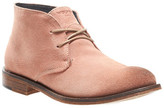 Wolverine Kay Suede Lace-Up Ankle Boot