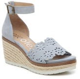 Nicole Nice Espadrille Wedge Sandal