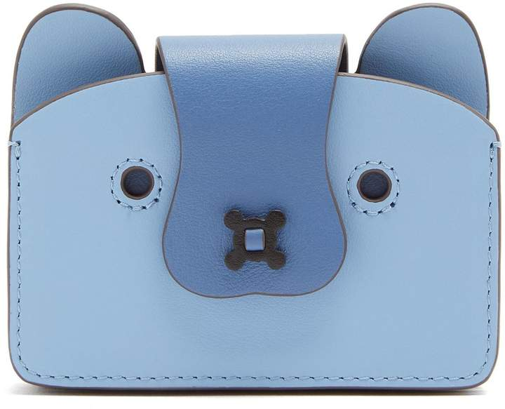 Anya Hindmarch Bear expandable cardholder