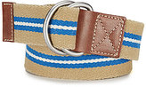 Daniel Cremieux Striped Belt