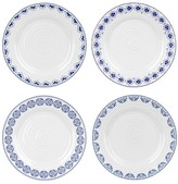 Portmeirion Sophie Conran Blue Salad Plates, Set of 4