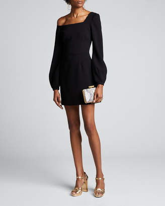 Racil One-Shoulder Jersey Bodycon Dress