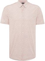 Peter Werth Men's Parade Butterfly & Grid Check Shirt