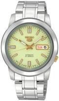 Seiko Men's 5 Automatic SNKK19 Stainless-Steel Automatic Watch