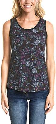 Cecil Women's 312311 Tank Top,(Size of : )