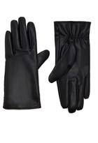 Forever 21 FOREVER 21+ Faux Leather Gloves
