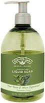 Nature's Gate Organic Liquid Hand Soap - Tea Tree & Cypress - 12 oz