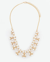 Le Château Gem & Pearl-Like Necklace