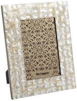 Pier 1 Imports Mother-of-Pearl 4x6 Photo Frame