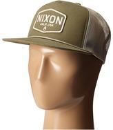 Nixon The Sierra Trucker Hat Baseball Caps